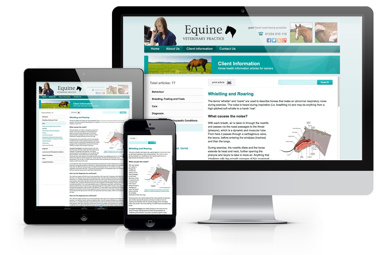 Equine Health Online